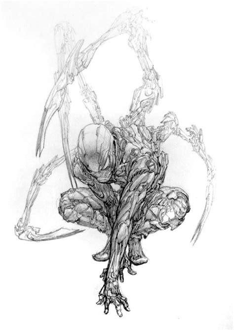 Kaos Spider Homecoming iron spider by jong hwan inspiration