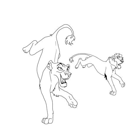 lion king coloring pages zira lion king zira pages coloring pages