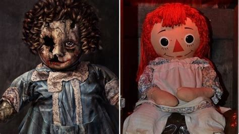annabelle doll horror annabelle concept looks more like actual