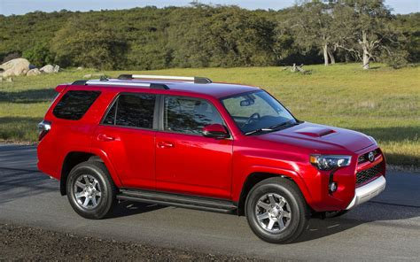 Toyota 4 Runner 2014 Toyota 4runner 2014 Widescreen Car Picture 13 Of