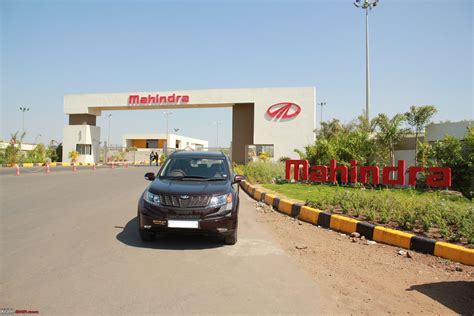 mahindra plant mahindra xuv500 w8 fwd my pet purple cheetah team bhp