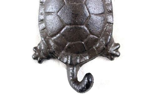 cast iron home decor buy cast iron turtle key hook 6 inch wholesale sea decor