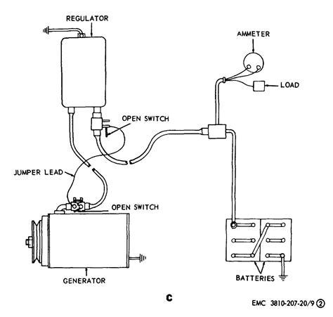 wiring diagram for vw voltage regulator k
