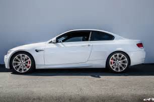 Bmw M3 E92 Alpine White Bmw E92 M3 With Stoptech Bbk Brakes