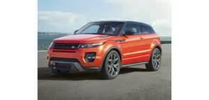 2014 land rover range rover evoque colors