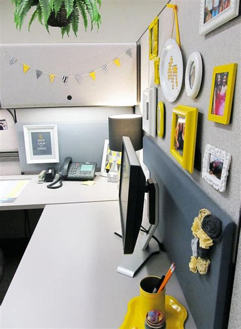 diy cubicle decor 20 creative diy cubicle workspace ideas house design and