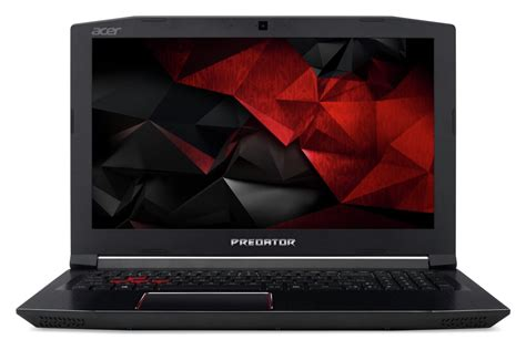 Laptop Acer Predator Termurah acer predator helios i5 15 7in 16gb 1tb 128gb times