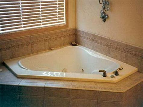 corner tub bathroom designs 1000 ideas about tub tile on tubs tile and