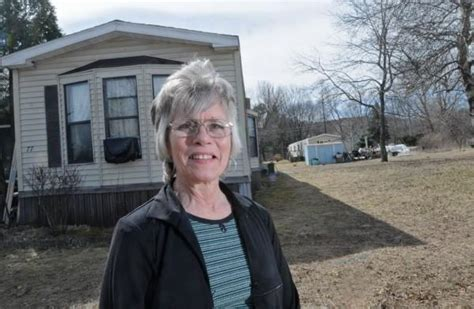 Fox Run Mobile Home Park by Albany To Evict Landfill Foe For Unpaid Rent Local Politics