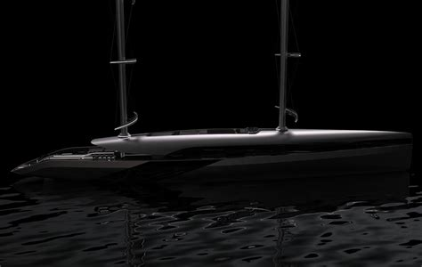 cauta super sailing yacht design  inspired  shy