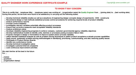 automotive design engineer job description experience certificate sle for automobile engineer
