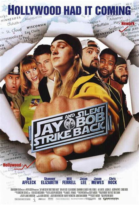 film comedy all jay and silent bob strike back movie posters from movie