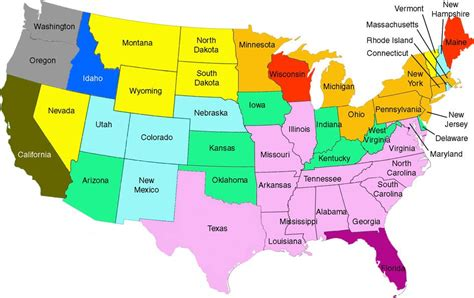 states map of usa find your parent center advocacy for autism apraxia and