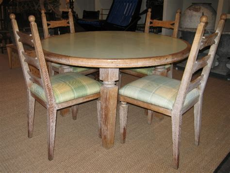 Limed Oak Dining Table And Chairs Dining Table Limed Oak Dining Table 4 Chairs