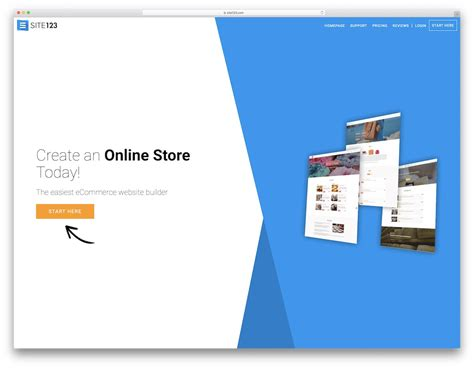 best e commerce site 22 best ecommerce website builder software 2019 colorlib