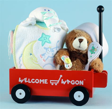 Baby Shower Welcome Wagon by Baby Shower Gift Welcome Wagon