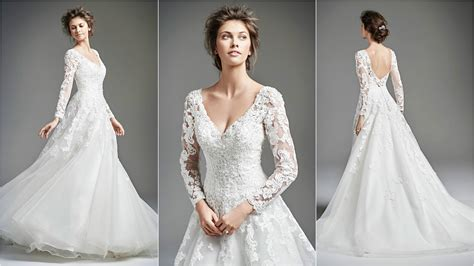 Best Bridal Dresses by Wedding Dress With Sleeves Best Wedding Dresses