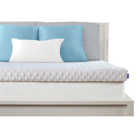 serenity by tempur pedic memory foam mattress topper king
