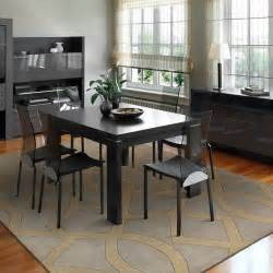 modern dining room rugs dinning rooms contemporary dining room kansas city