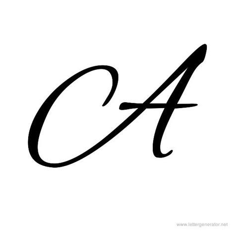 cursive alphabet gallery free printable alphabets