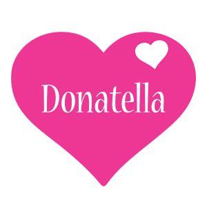 Donatellas Heartbreak by Donatella Logo Name Logo Generator I