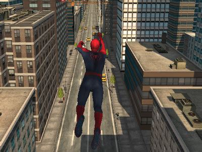 spider man swinging game the amazing spider man online game gameflare com