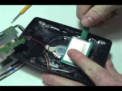 tutorial tomtom xl how to replace your tomtom xxl iq routes battery youtube