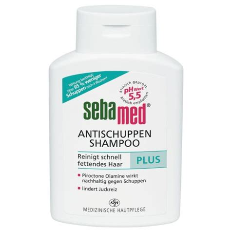 sebamed anti schuppen sebamed anti schuppen shoo plus pzn 11158135 delmed