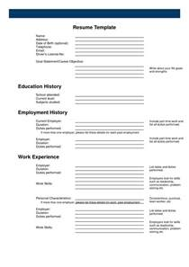 resume maker creative resume builder