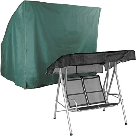 swing covers with canopy bosmere canopy swing seat cover 68 in long c501