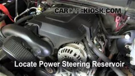 electric power steering 2008 gmc yukon user handbook how to add oil gmc yukon 2007 2013 2008 gmc yukon denali 6 2l v8