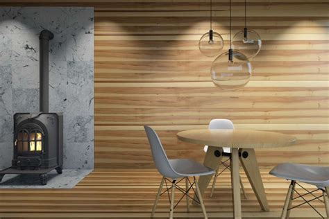 rivestimento legno pareti pareti in legno foto design mag
