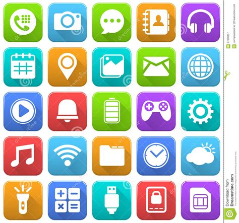 app mobile phone 17 social app icons mobile phone images mobile phone app