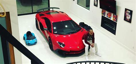 Chris Brown Buys Lamborghini Aventador SV
