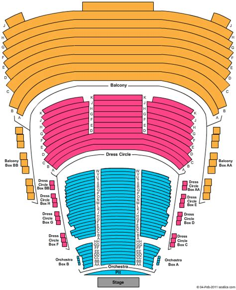 Winter Garden Theatre Toronto Seating Chart - the book of mormon tickets seating chart princess of wales theatre