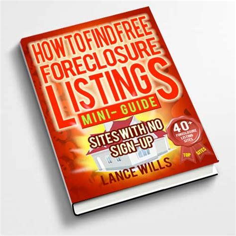 buy foreclosed houses home landing page lance wills