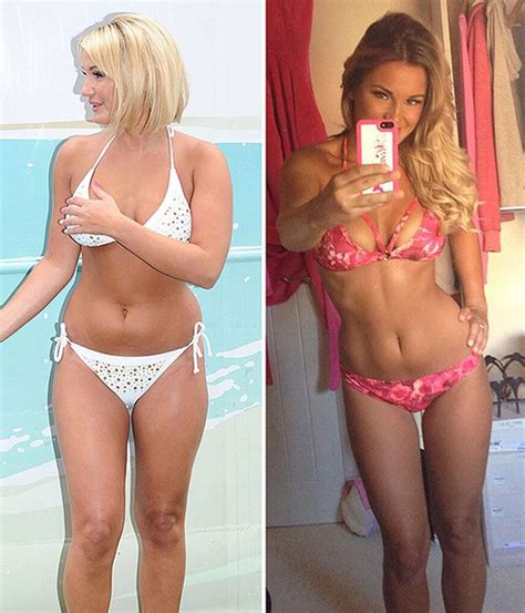 Kamila Top Black T3009 3 sam faiers before and after