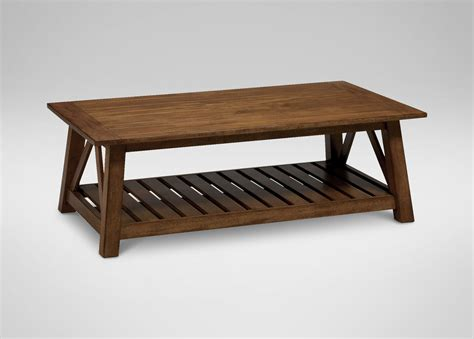 Cottage Coffee Tables Cottage Coffee Table Ethan Allen