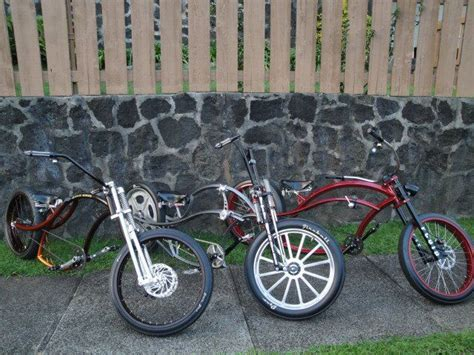 Handcrafted Bicycles - 110 best images about bikes on chopper bike