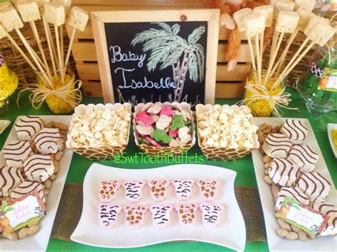 safari buffet 12 best images about safari babyshower on dessert tables animal cracker and dots