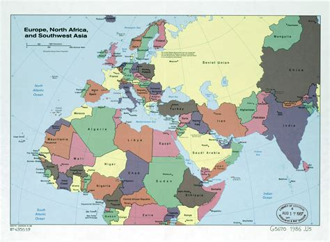 europe i africa map large detailed political map of europe africa