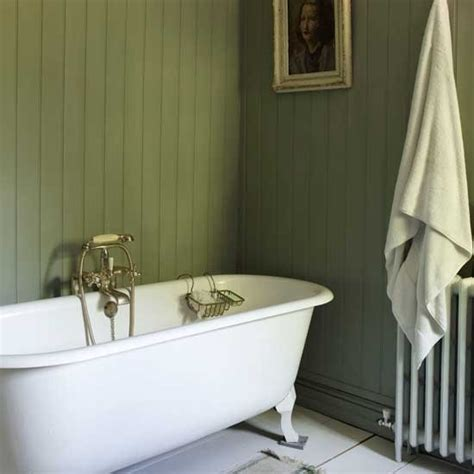 Bathroom Wall Paneling Ideas Go For Wood Panelling Bathroom Design Ideas Housetohome Co Uk