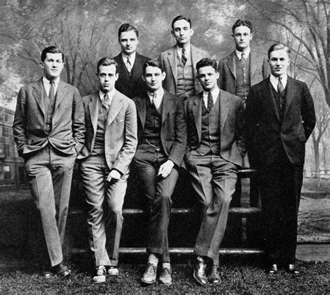 mens suits of the 1920s hairstyles