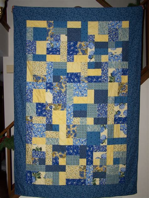 Yellow Brick Road Quilt Pattern yellow brick road quilt my quilts