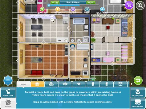 home design story players the sims freeplay house building all the world s a game