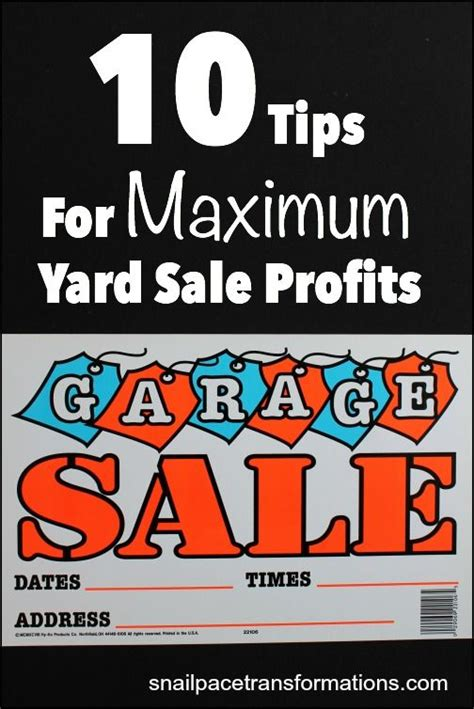 15 best images about garage sales on free