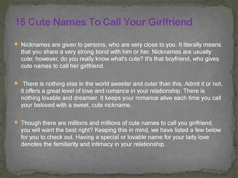 15 best images about what does your name mean on pinterest top 15 cute names to call your girlfriend youtube