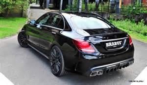 Mercedes C 600 Mercedes Amg C63 S C600 By Brabus 14
