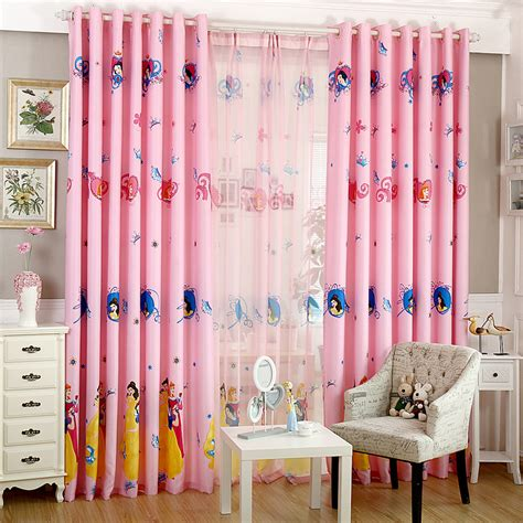 girls room blackout curtains fresh fashion princess blackout curtain pink tulle for