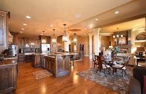 Open Floor Plan Homes Small One Story Open Floor House Plans With Photos Open